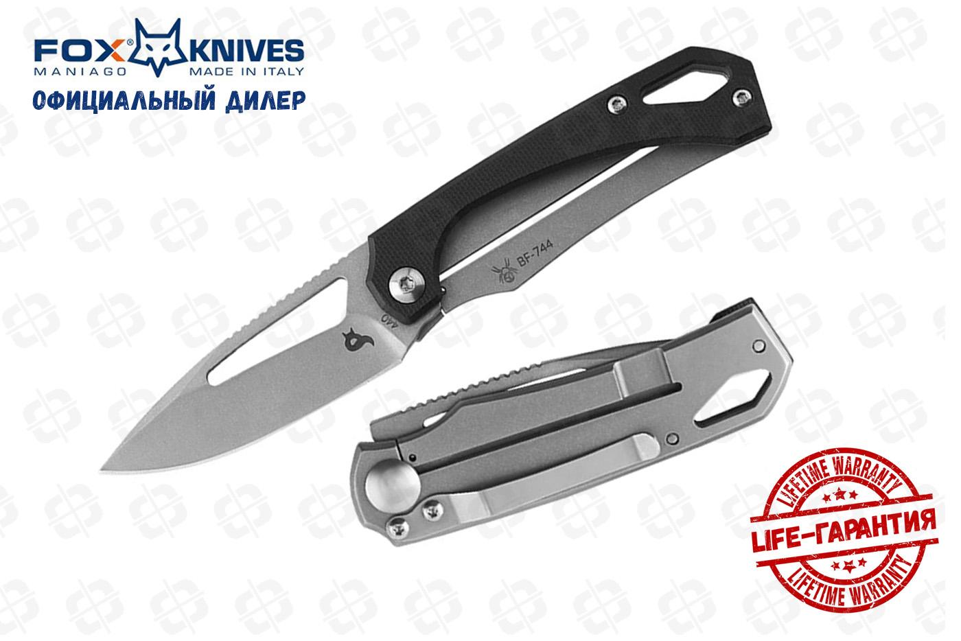 Нож FOX BF-744 RACLI
