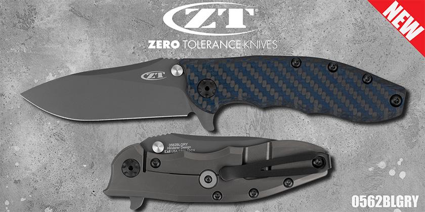 Zero Tolerance 0562BLGRY