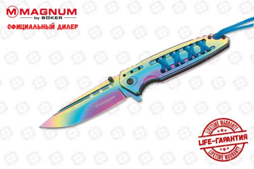 Boker Magnum 01SC004 Rainbow Tsukamaki