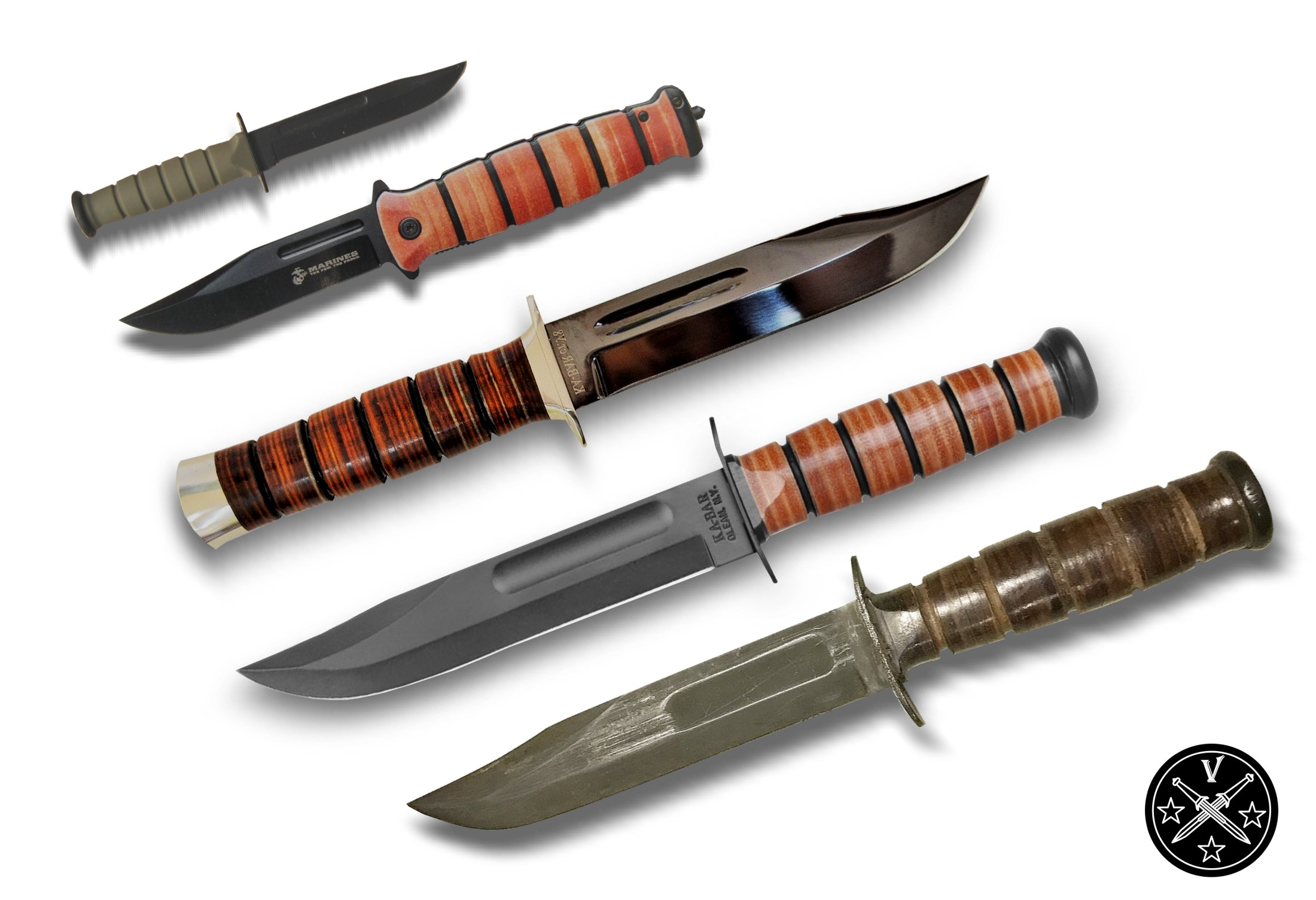Нож морской пехоты и его варианты