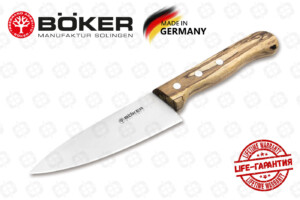 Кухонный нож Boker 131202 Tenera Chef's Small Ice Beech