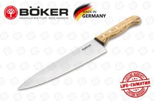 Кухонный нож Boker 134474 Tenera Chef's Large Ice Beech