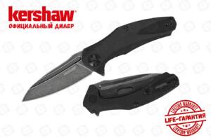 Нож Kershaw 7007BLKBW Natrix