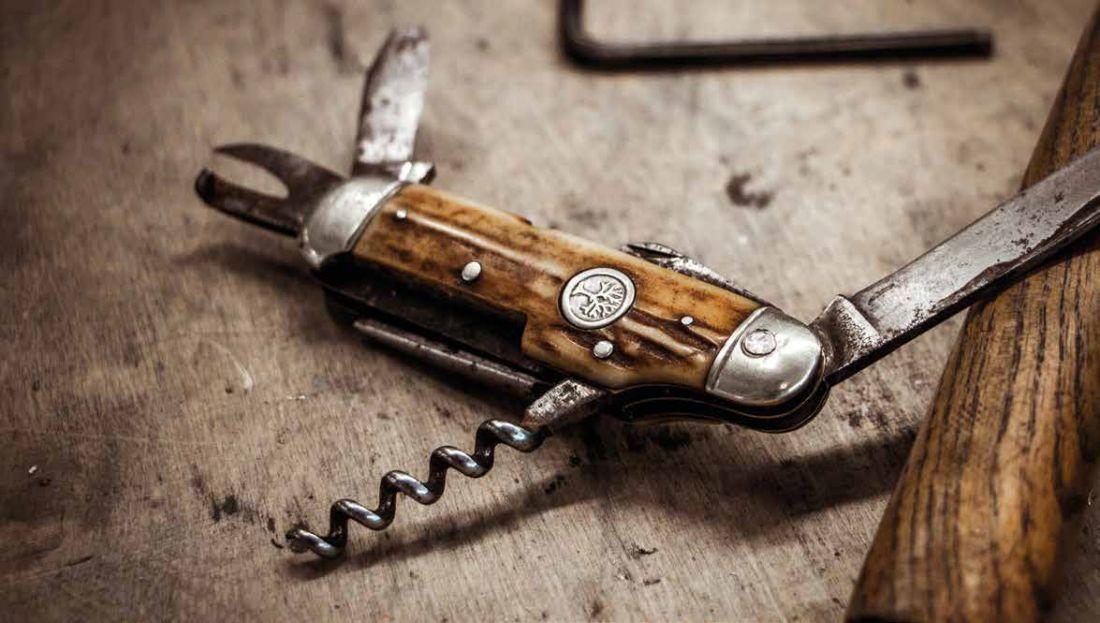 Винтажный нож Boker