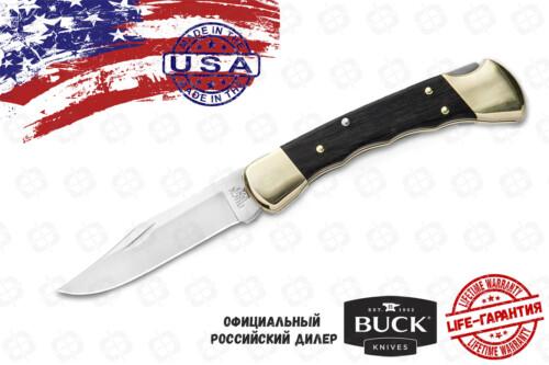 Buck 0110BRSFG Folding Hunter