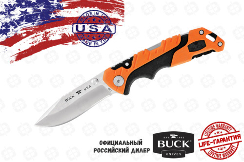 Buck 0661ORS Pursuit Small