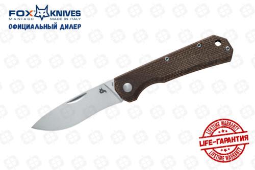 Нож Fox BF-748 MIB CIOL