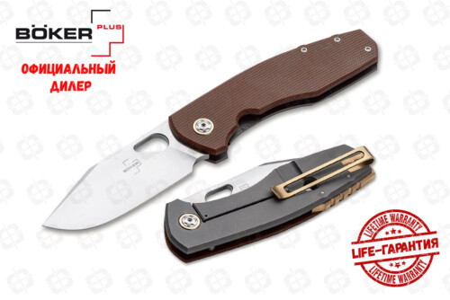 oker Plus 01BO338 F3.5 Micarta