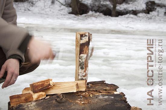 Работа Bark River Rogue