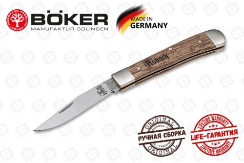Boker Manufactur 115004 Trapper Asbach Uralt