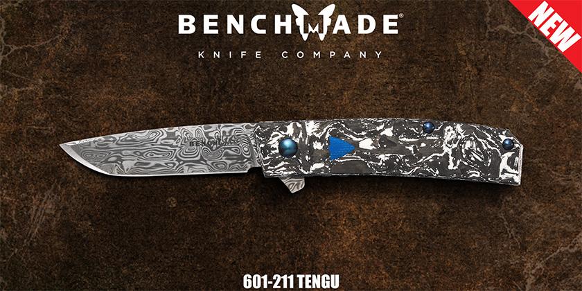 Коллекционный Benchmade Tengu