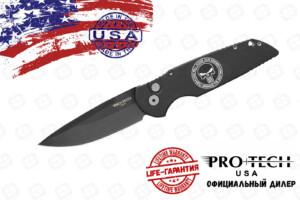 Pro-Tech Response TR-3 Punisher Black